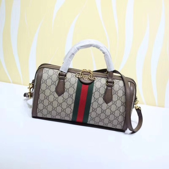 Gucci GG original canvas ophidia Tote Bag 524532 brown