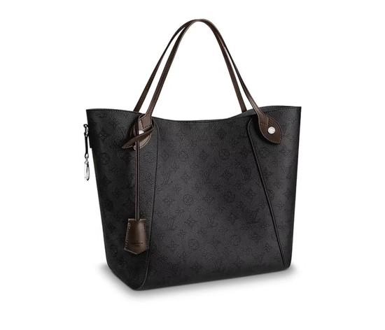 Louis Vuitton Original Mahina Leather HINA Bag M53140 black