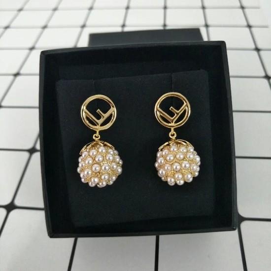 Fendi Earrings 5456