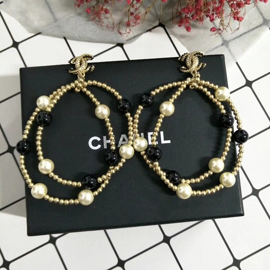 Chanel Earrings CH6555