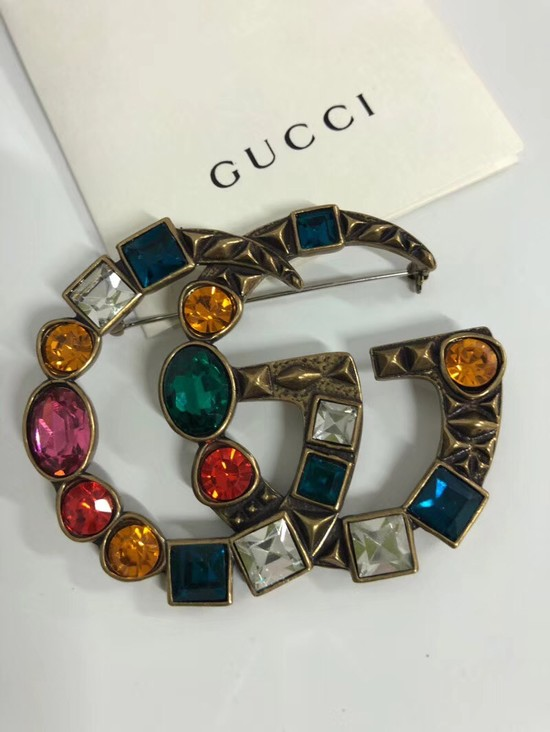 Gucci Brooch 5668
