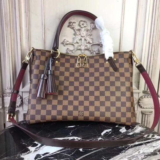 Louis Vuitton Original Damier Ebene Canvas LYMINGTON 40022