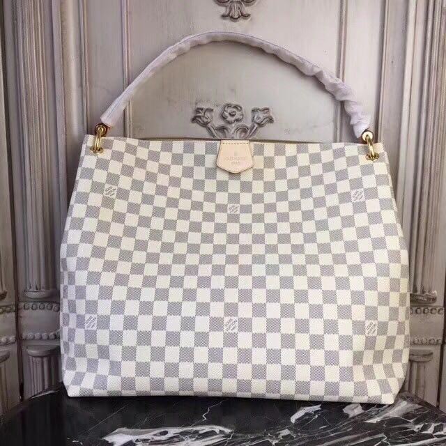 Louis Vuitton Damier Azur Canvas graceful 43704