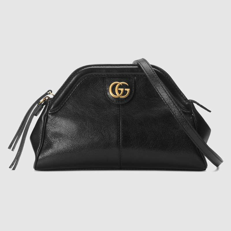 Gucci RE BELLE small shoulder bag 524620 black