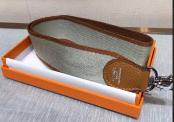 Hermes shoulder straps 5716