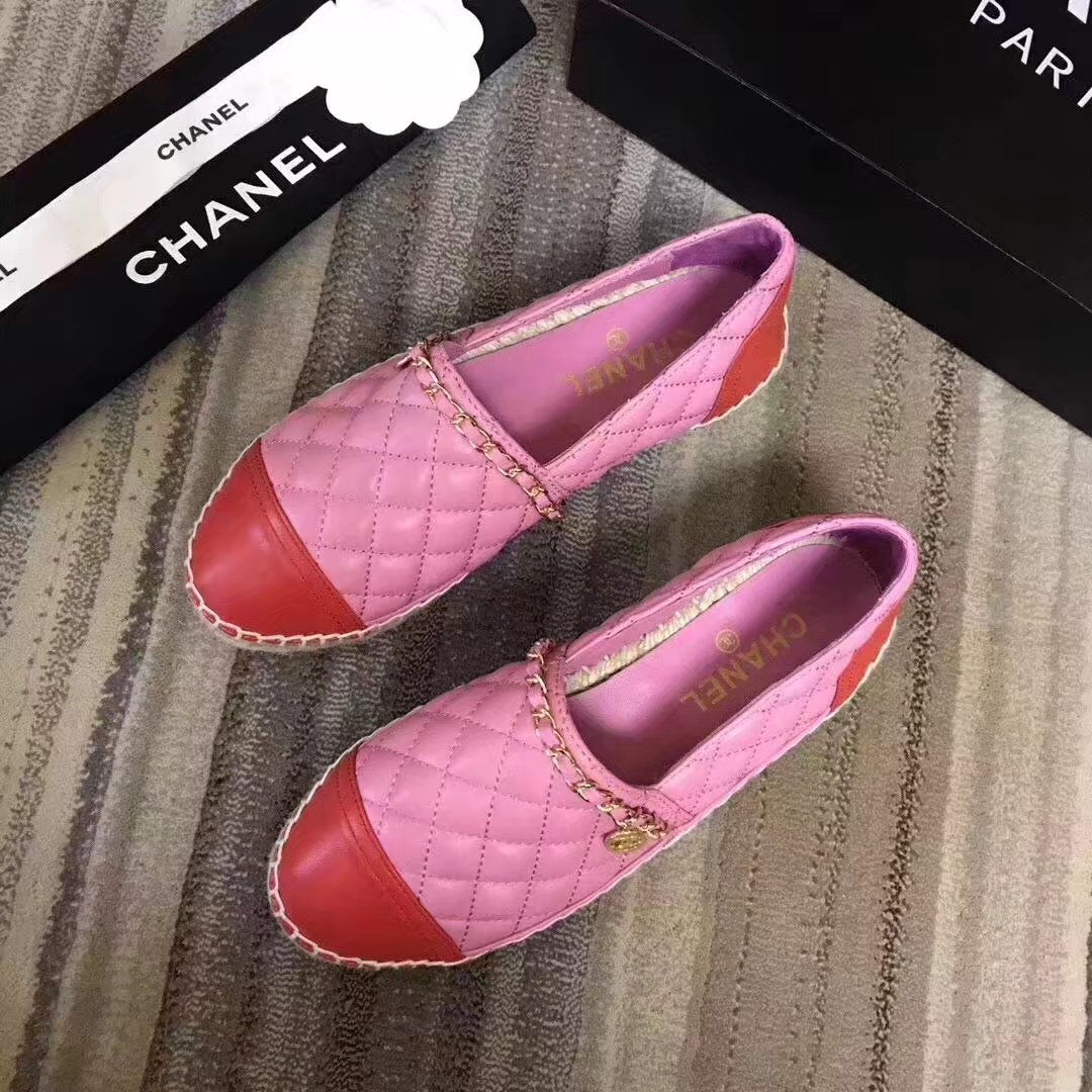 Chanel Casual Shoes CH2334LS rose