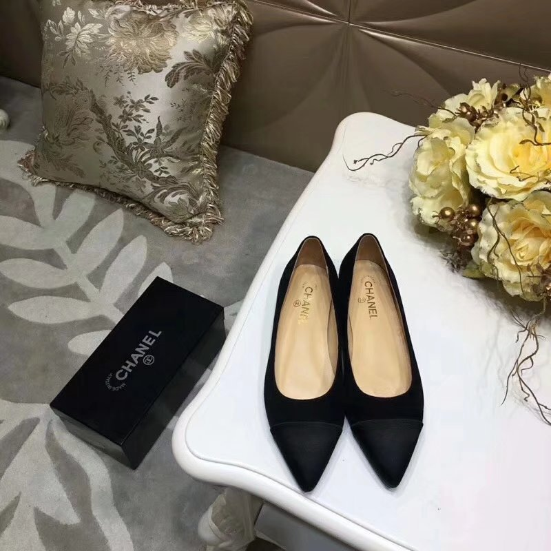 Chanel Casual Shoes CH2400HSJ black