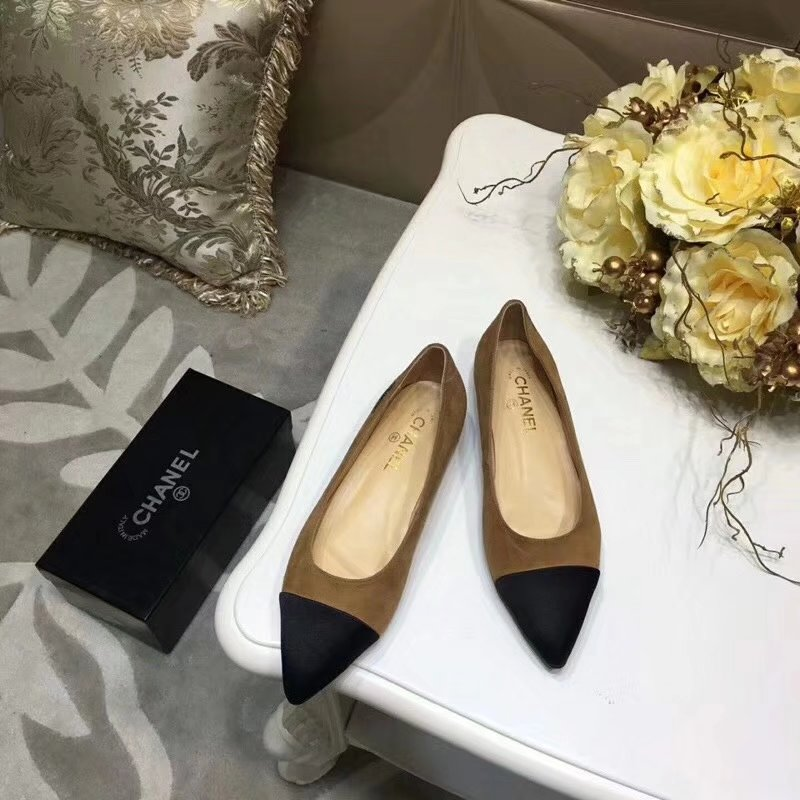 Chanel Casual Shoes CH2400HSJ brown