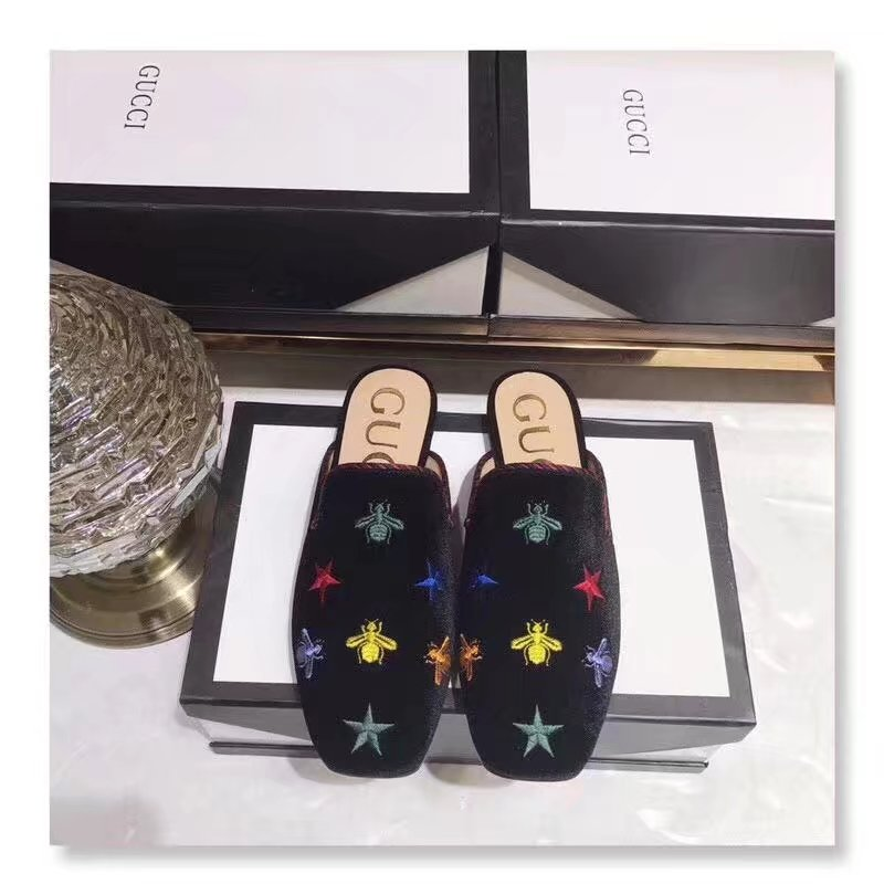 Gucci Casual Shoes GG1339BL black