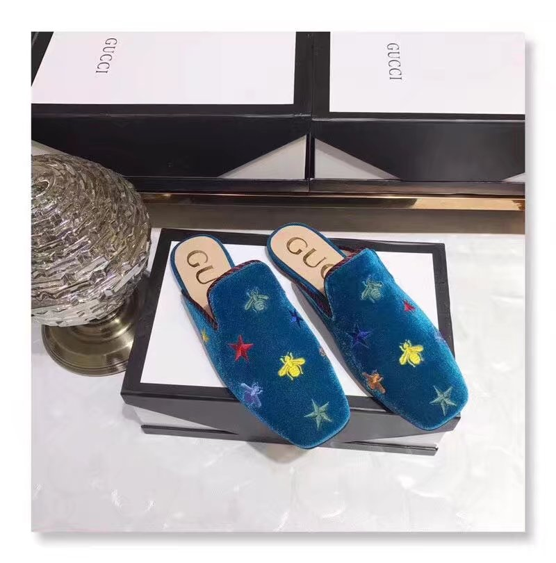 Gucci Casual Shoes GG1339BL blue