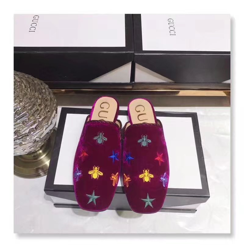 Gucci Casual Shoes GG1339BL purple