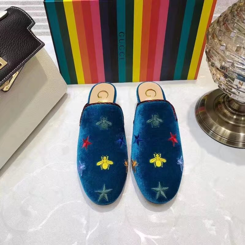 Gucci Casual Shoes GG1340BL blue