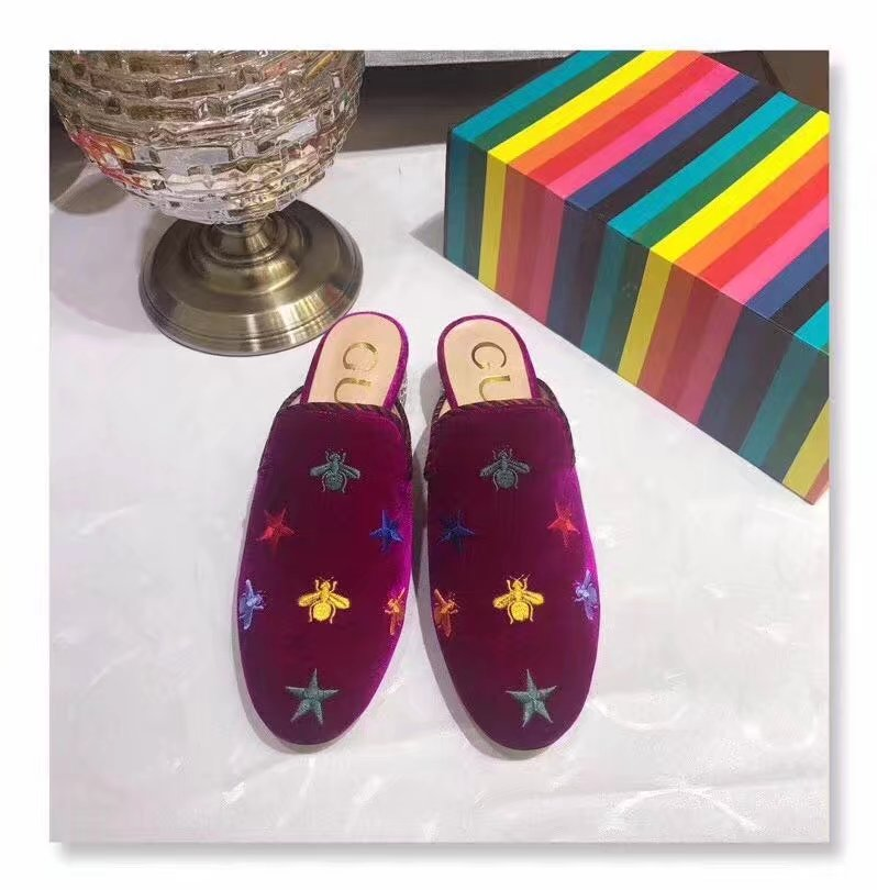 Gucci Casual Shoes GG1340BL purple