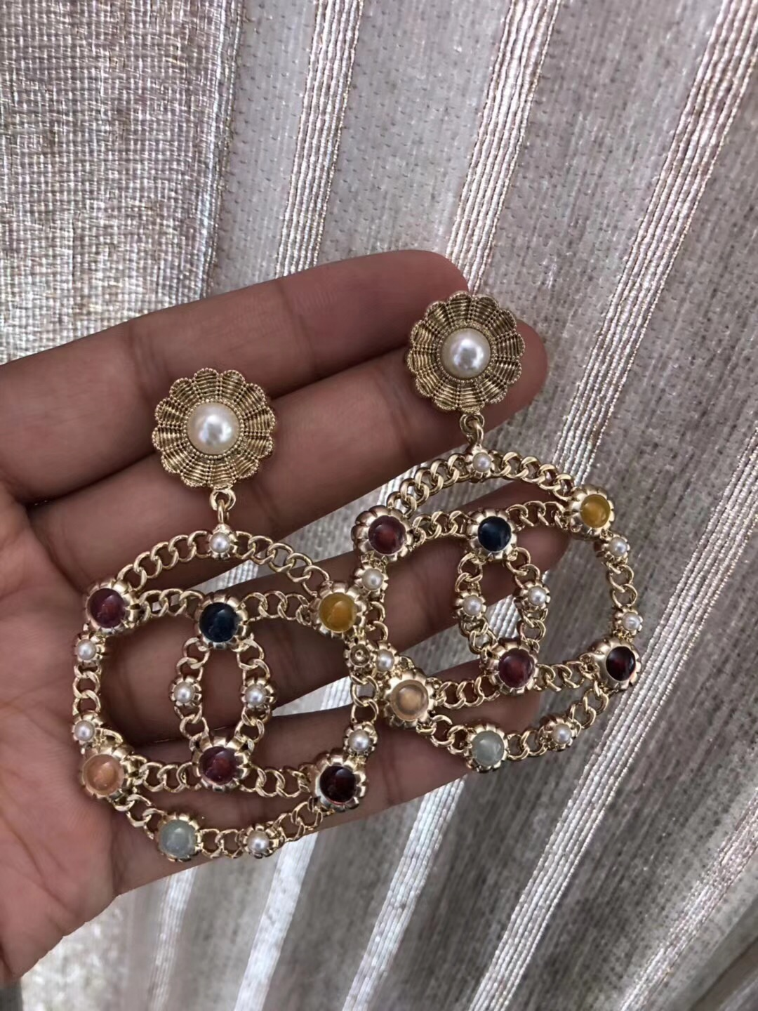 Chanel Earrings 4450