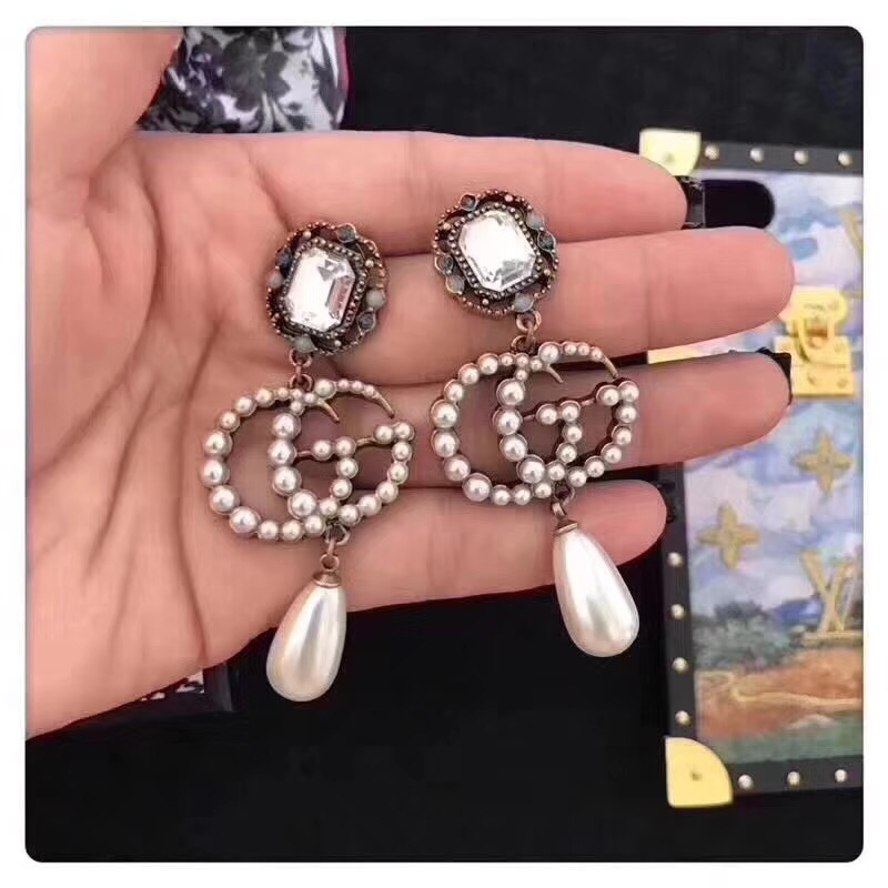 Gucci Earrings 44809