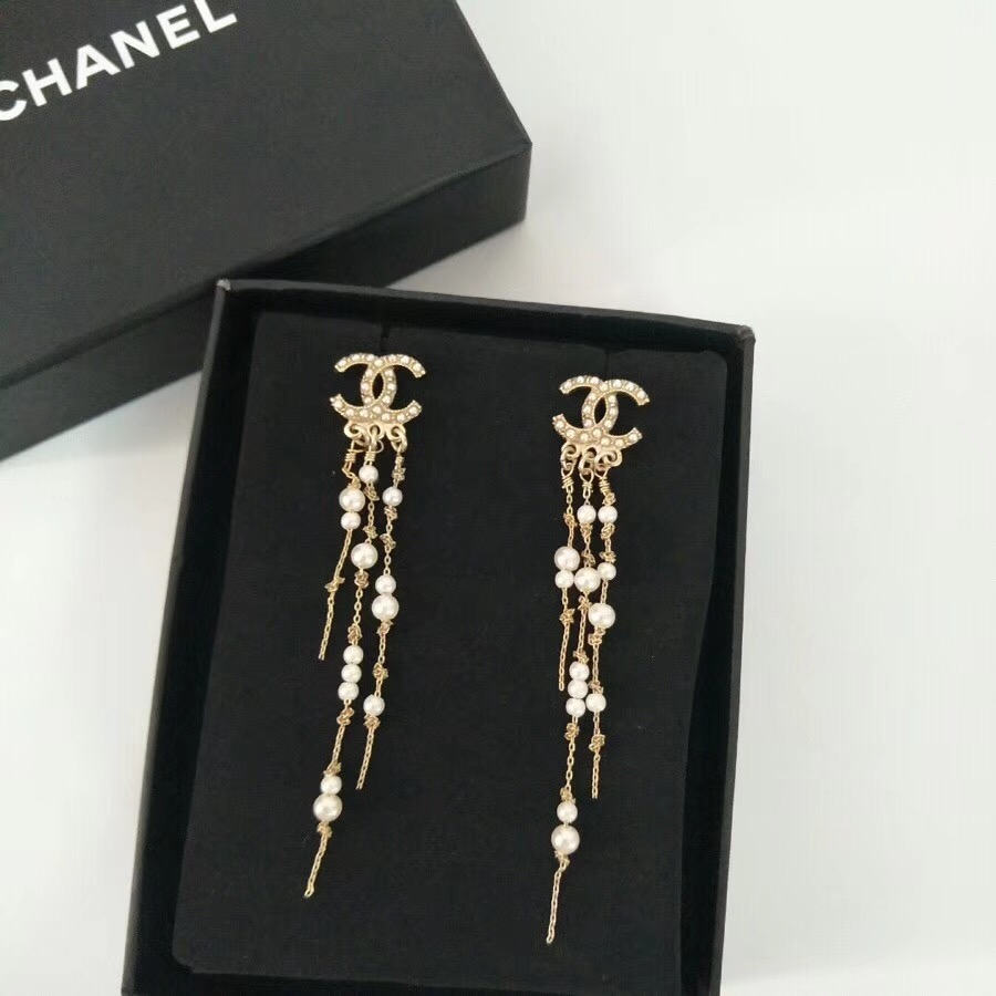 Chanel Earrings 52809