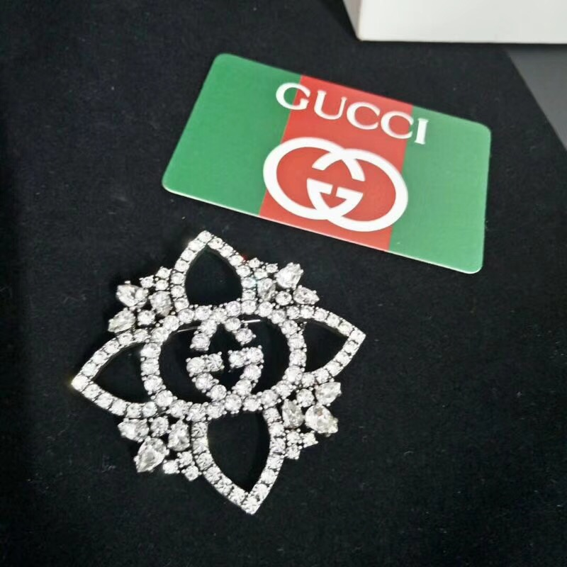 Gucci Brooch 40284