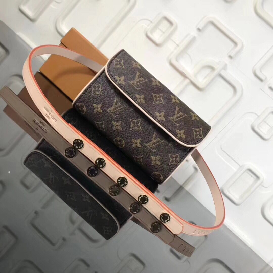 Louis Vuitton Monogram Canvas Original M51855 Belt bag