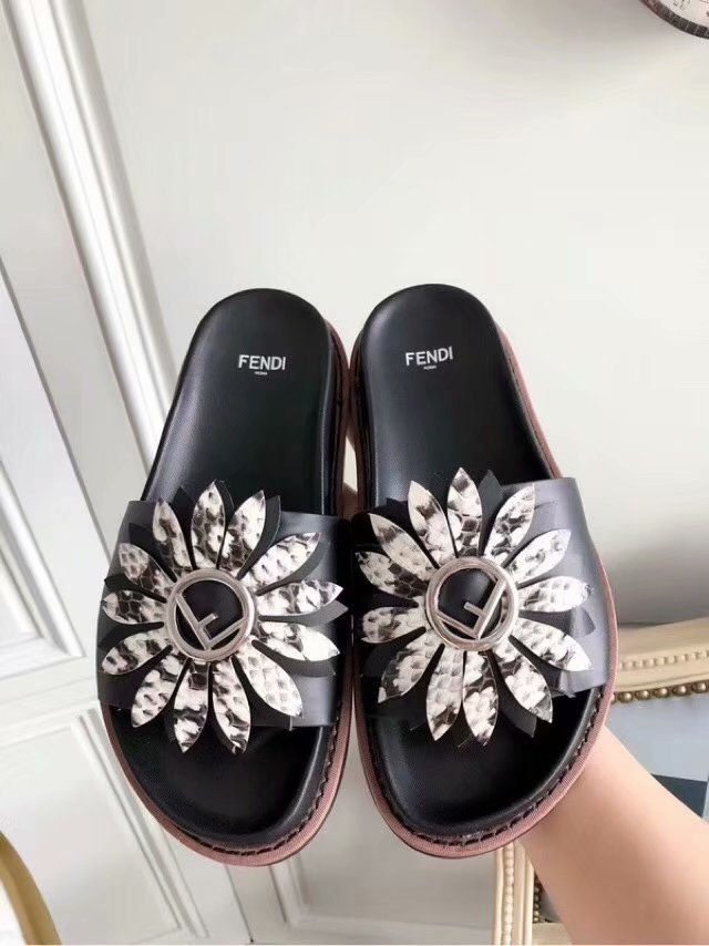 Fendi lady slippers FD132FD