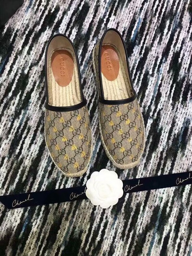 Gucci lady Casual shoes GG1361LRF bee