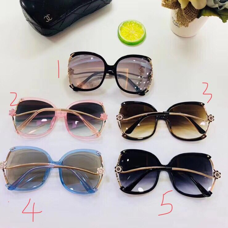 Chanel Newest Fashion Sunglasses Top Quality CC02188