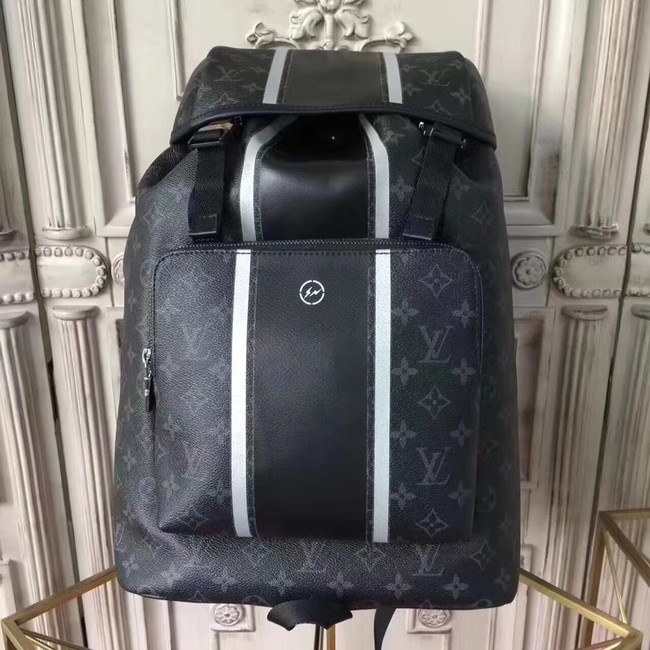Louis Vuitton Original Monogram Canvas MATCHPOINT BACKPACK N43409