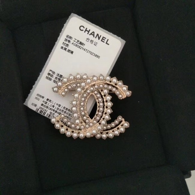Chanel Brooch 45218