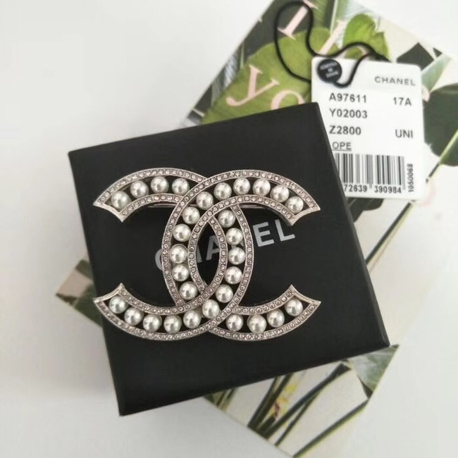 Chanel Brooch 45219