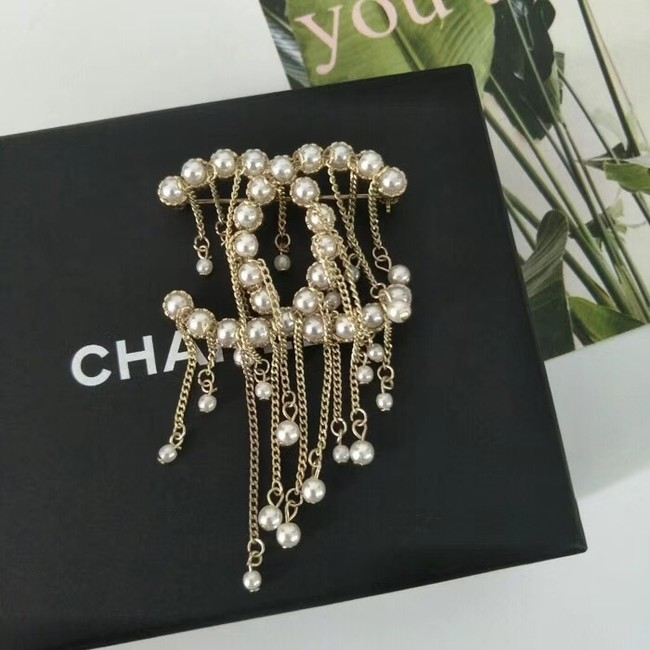 Chanel Brooch 45599