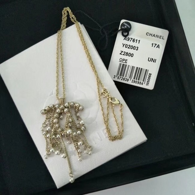 Chanel Necklace 46980