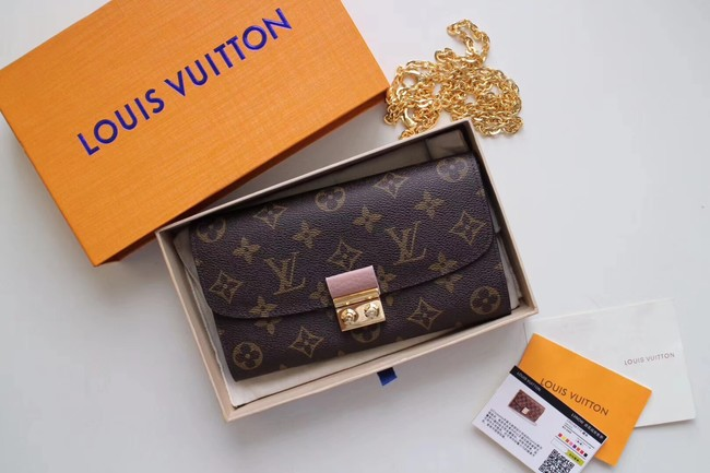 Louis Vuitton Monogram Canvas CROISETTE N61273