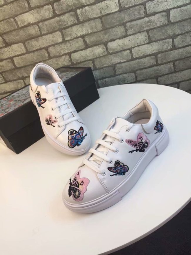 Gucci lady Casual shoes GG1374LD white