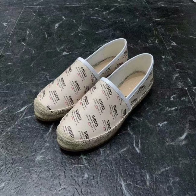 Gucci lady Casual shoes GG1375LA white
