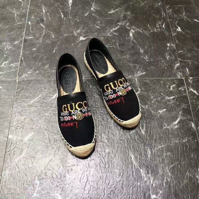 Gucci lady Casual shoes GG1375LD black