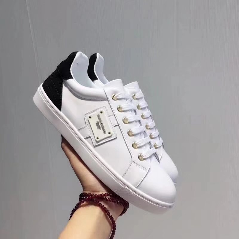 Dolce & Gabbana lady Casual shoes DG236MLS white