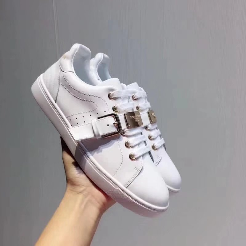 Dolce & Gabbana lady Casual shoes DG237MLS white