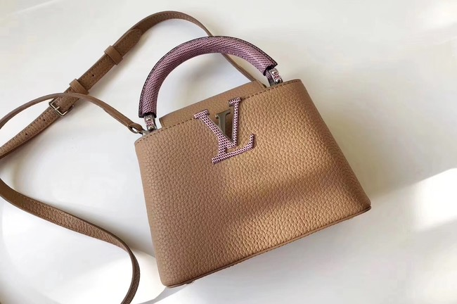 Louis Vuitton CAPUCINES MINI N94047