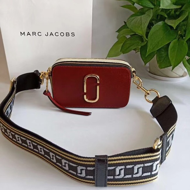 MARC JACOBS Snapshot Saffiano leather cross-body bag 23769