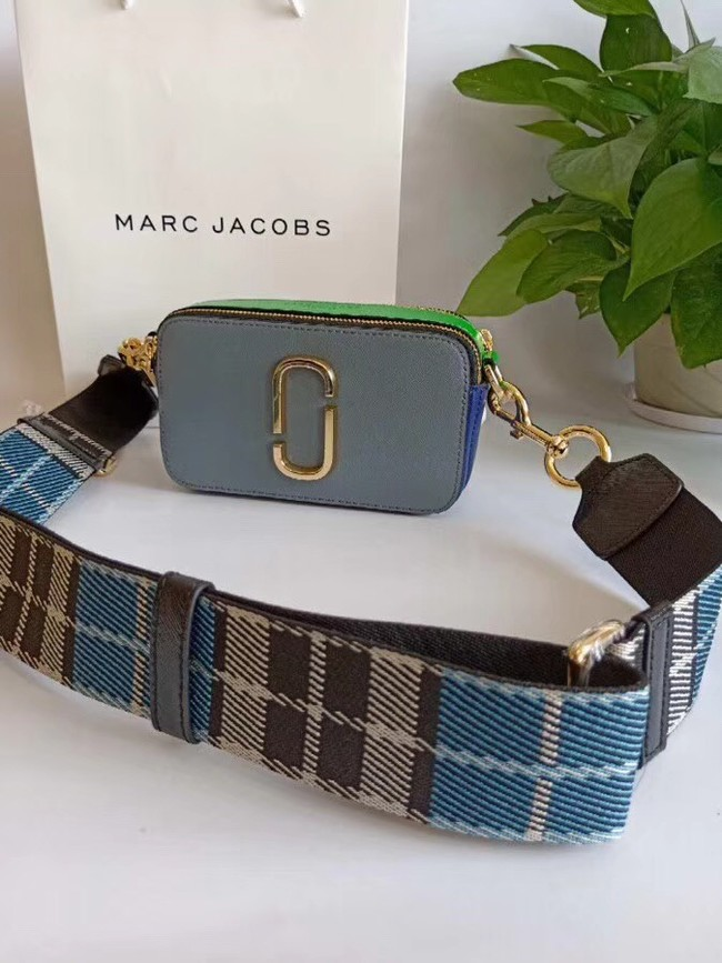 MARC JACOBS Snapshot Saffiano leather cross-body bag 23773