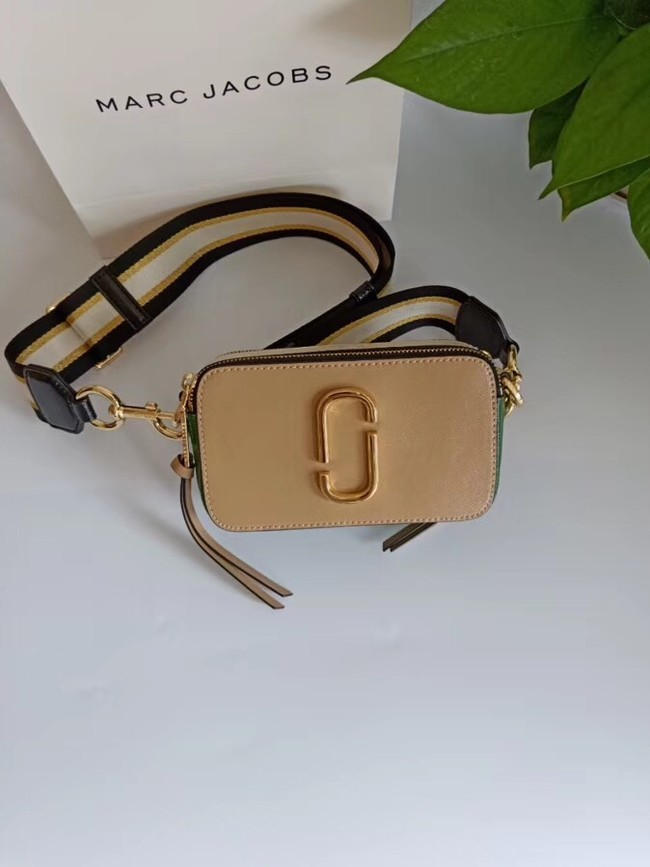 MARC JACOBS Snapshot Saffiano leather cross-body bag 23776