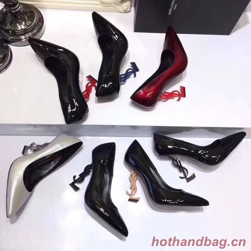 Yves Saint Laurent Shoes YSL Heel YSL558