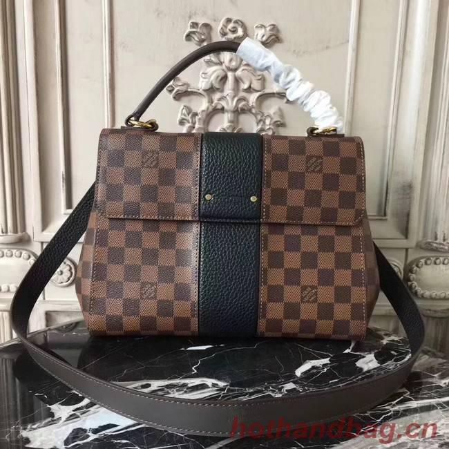 Louis Vuitton Original Damier Ebene Canvas BOND STREET M64416 black