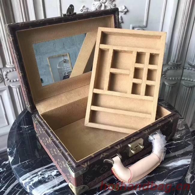 Louis Vuitton BISTEN Jewelry box M21205