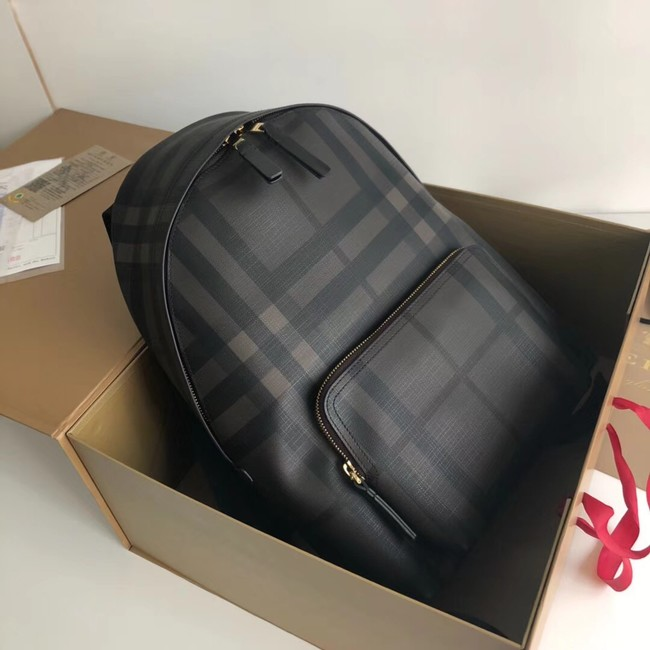 Burberry Large Backpack canvas BU41002 black
