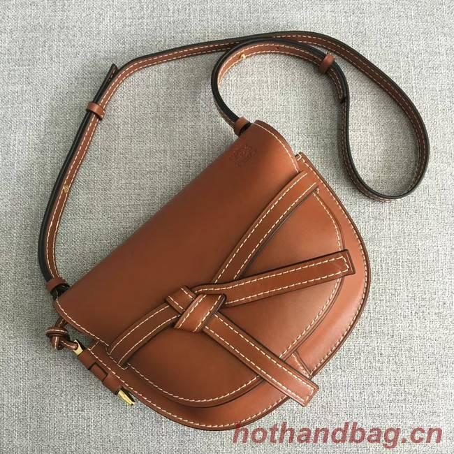 Loewe Crossbody Bags Original Leather 8088 Camel