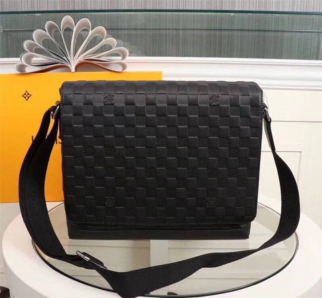 Louis Vuitton DISTRICT PM N41038 black