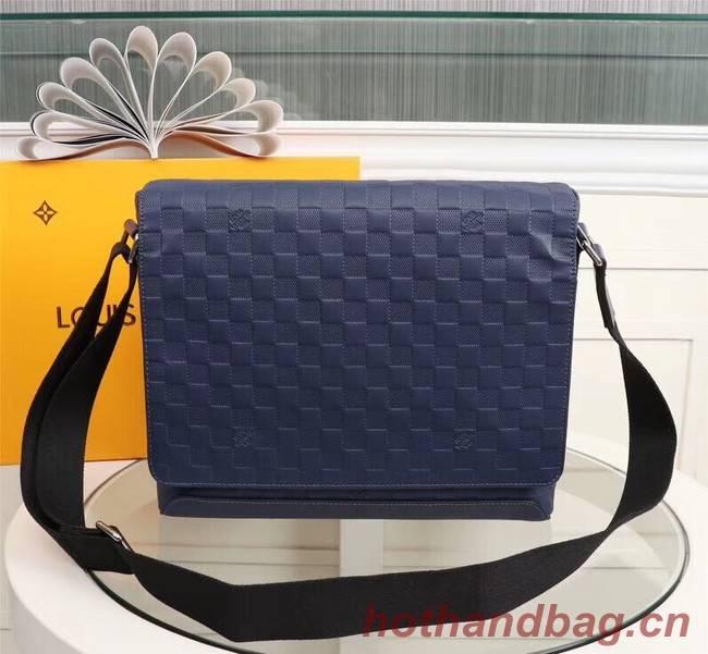 Louis Vuitton DISTRICT PM N41038 blue