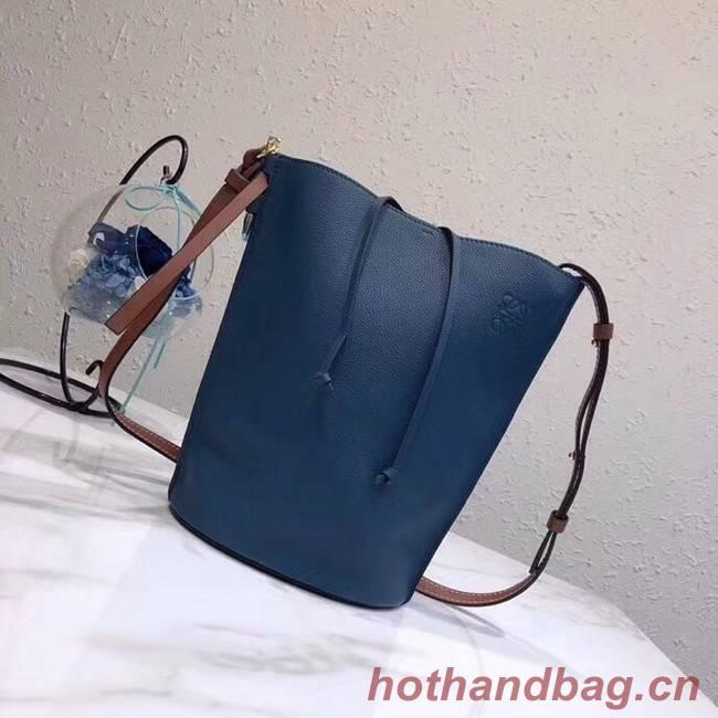 Loewe Crossbody Bags Original Leather 10188 blue