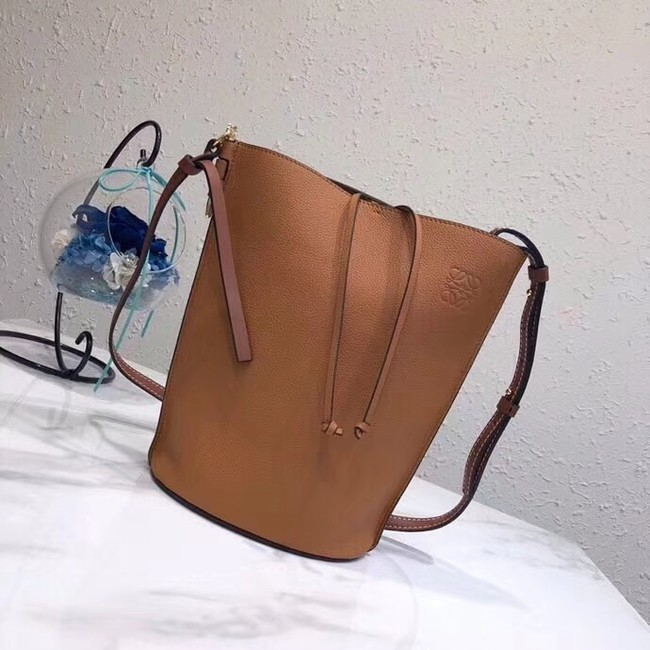 Loewe Crossbody Bags Original Leather 10188 brown
