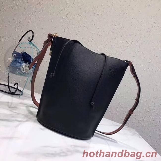 Loewe Crossbody Bags Original Leather 10188 black